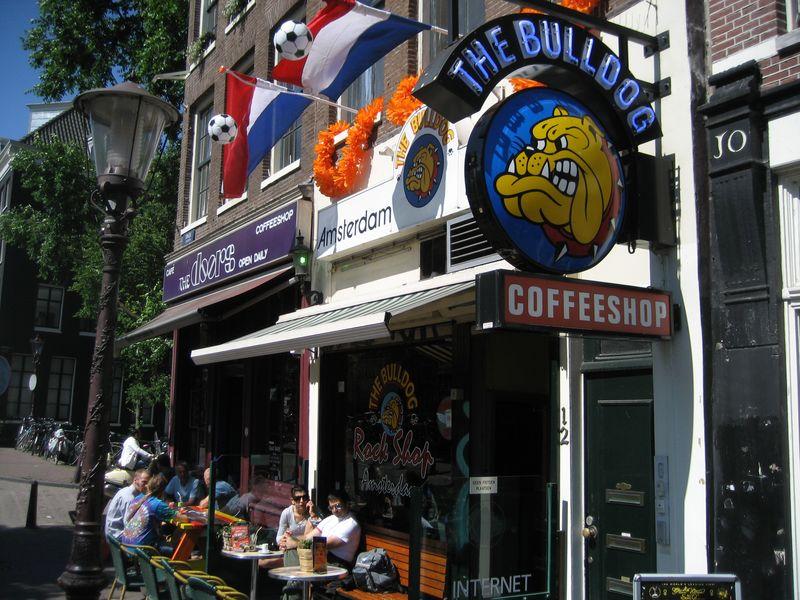 The Bulldog Rockshop