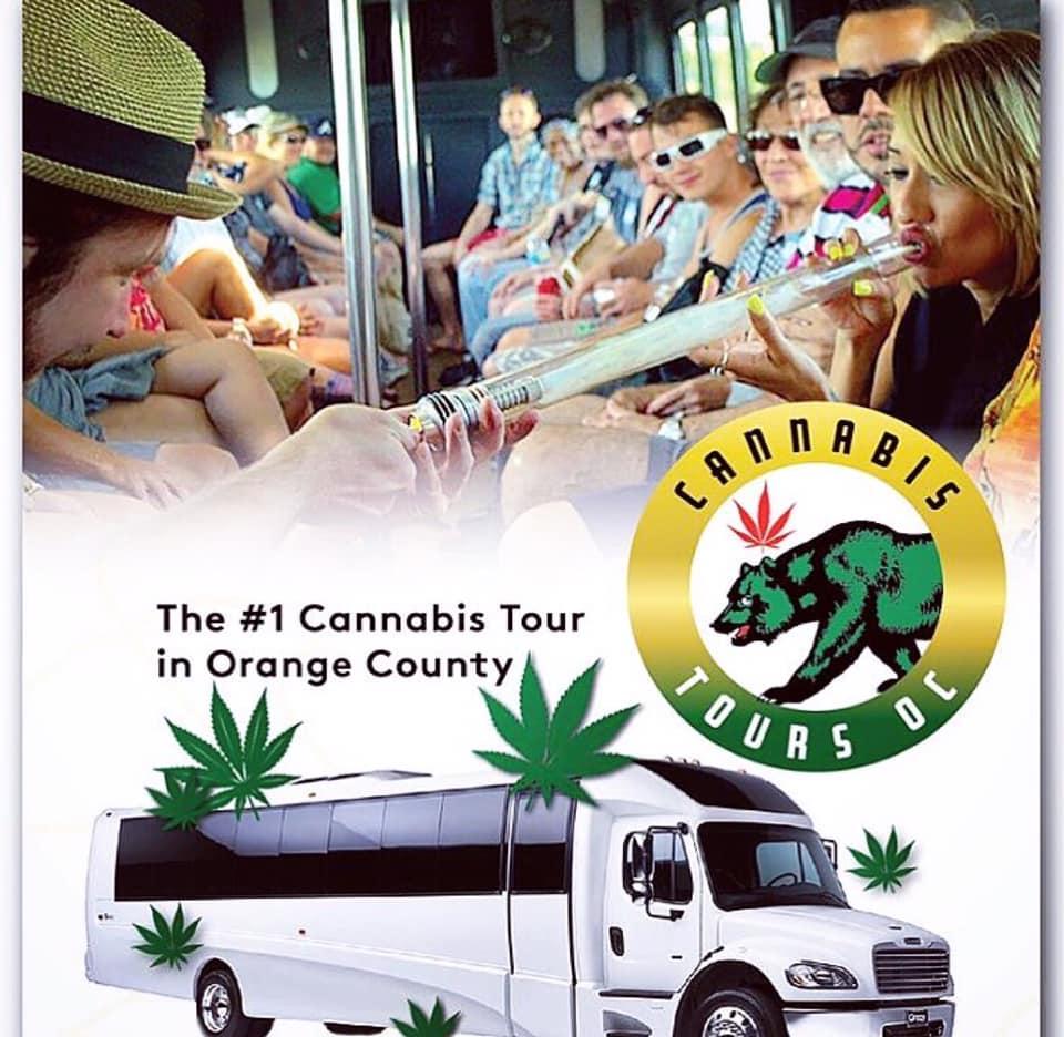 Cannabis Tours OC