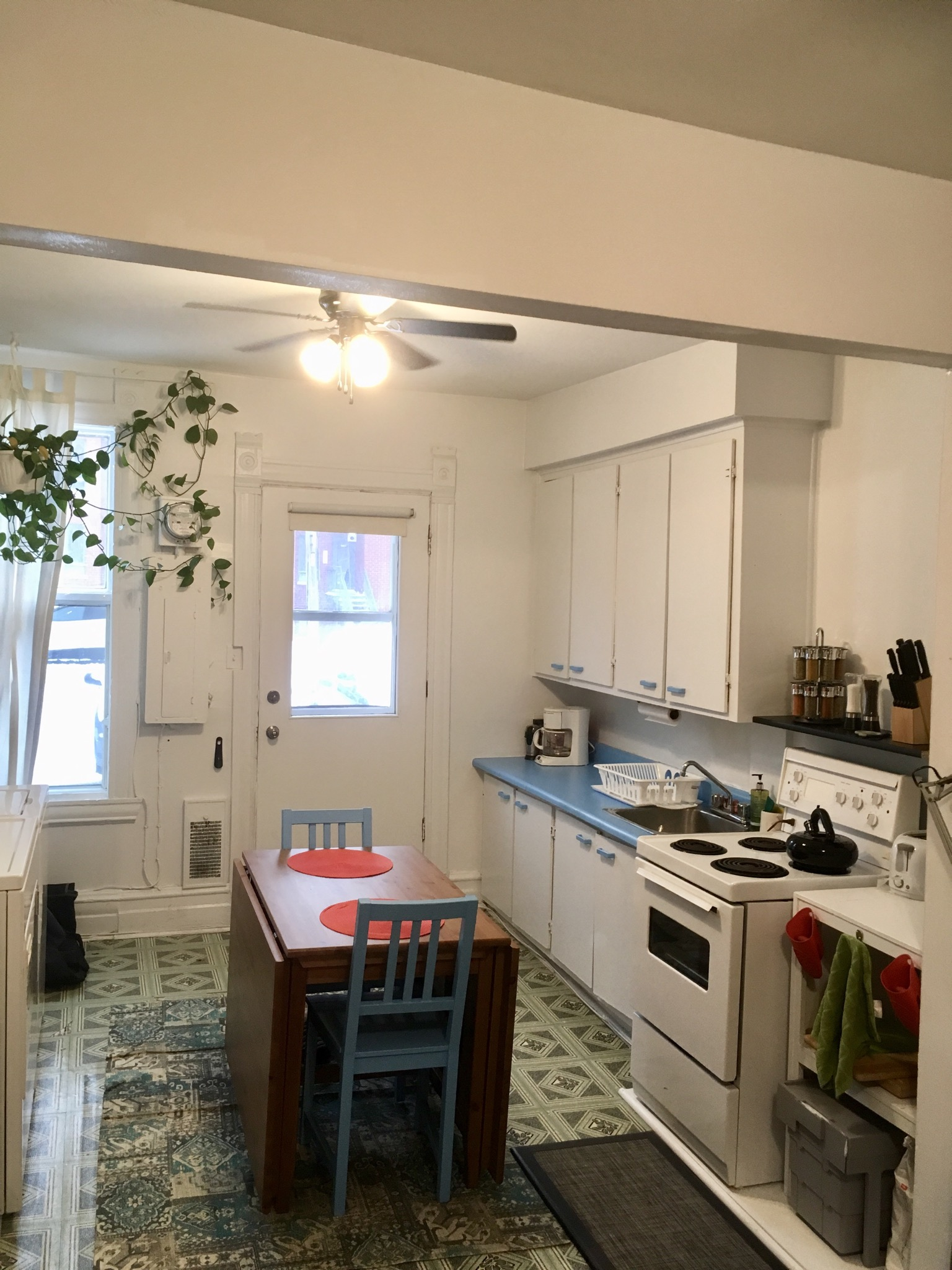 CHARMING APARTMENT IN AREA OF MONTREAL